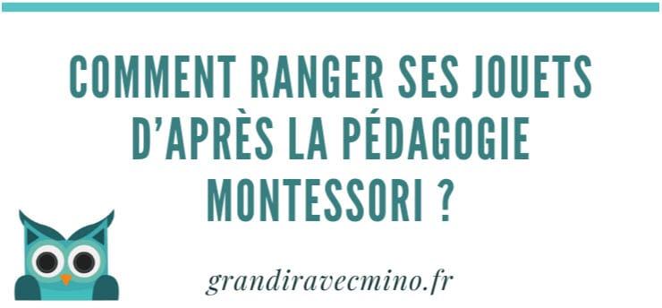 Ranger Chambre Montessori Grandiravecmino