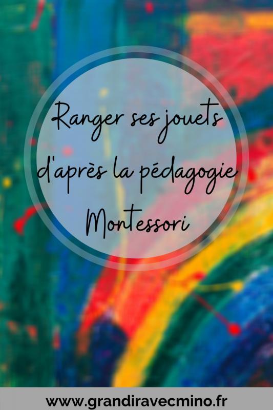 Ranger Jeux Jouets Pinterest