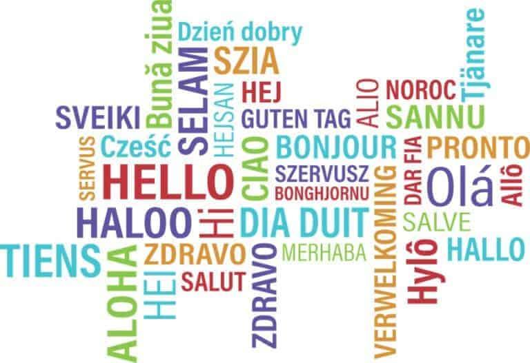 Langue Etrangère période sensible langage enfant sonorités apprendre à parler