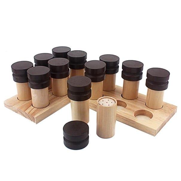 matériel olfactif activités montessori senteur