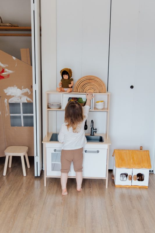 Jouets Montessori Grandiravecmino