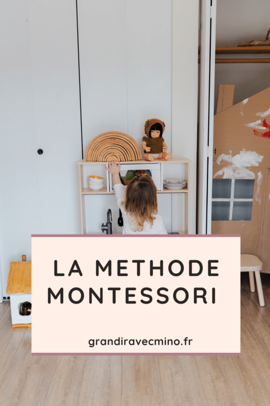 methode montessori