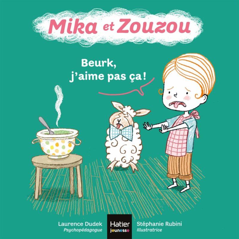 livre mika et zouzou beurk j'aime pas ça