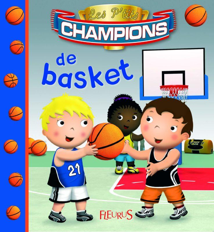 livre basket enfant