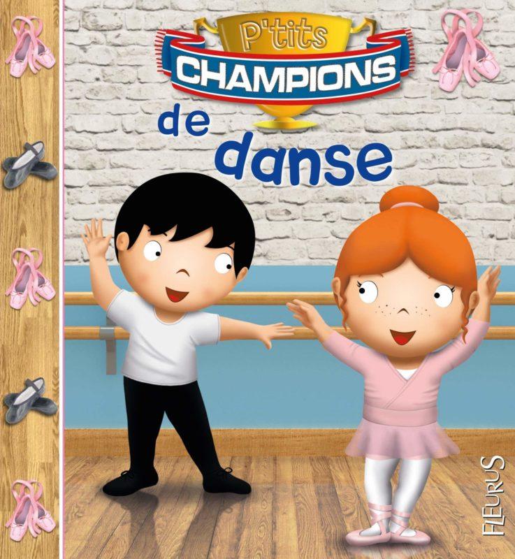 livre danse enfant