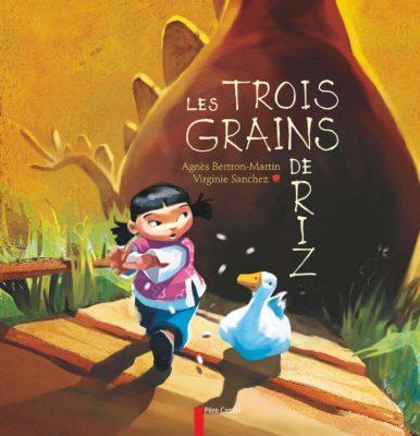 livre les 3 grains de riz