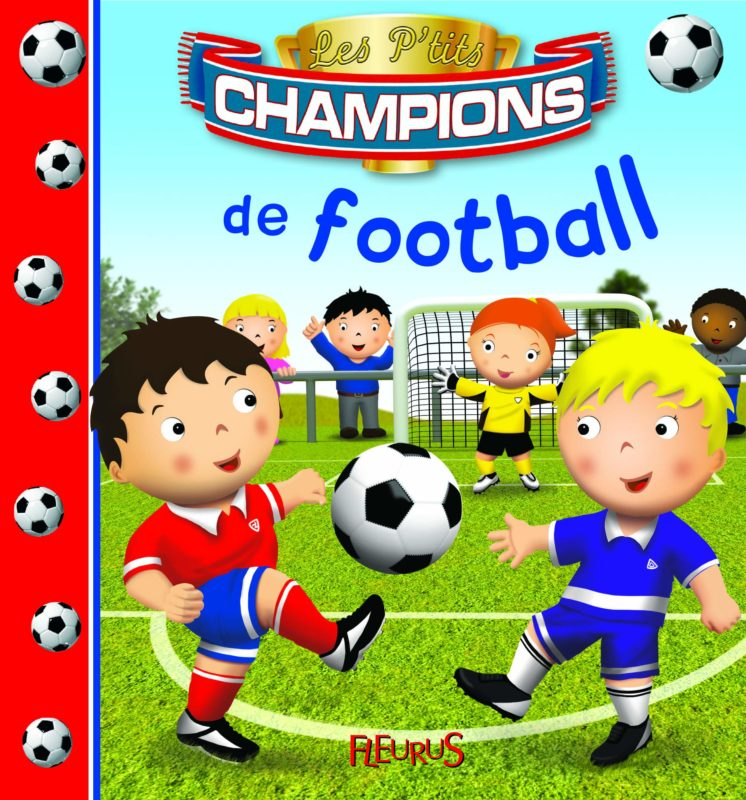 livre foot enfant